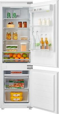 Встраиваемый двухкамерный холодильник MIDEA MRI 9217 FN