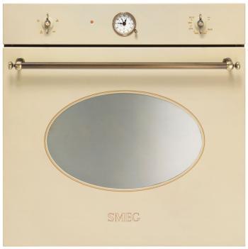 Встраиваемый газовый духовой шкаф SMEG SF 800 GVPO