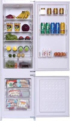 Встраиваемый двухкамерный холодильник HAIER HRF 229 BI RU