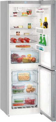 Двухкамерный холодильник LIEBHERR CNPEL 4313-21