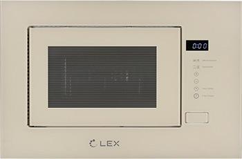 Встраиваемая микроволновая печь свч LEX BIMO 20.01 IVORY