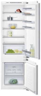 Встраиваемый двухкамерный холодильник SIEMENS KI 87 VVF 20 R