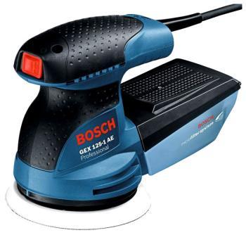 Эксцентриковая шлифовальная машина BOSCH GEX 125-1 AE 0601387500