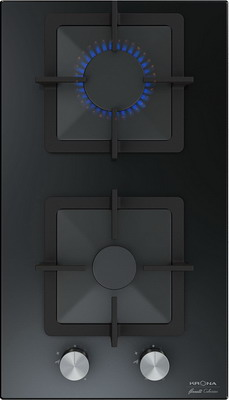 Встраиваемая газовая варочная панель KRONA CALORE 30 BL