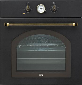 Встраиваемый газовый духовой шкаф TEKA HGR 650 ANTHRACITE