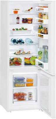 Двухкамерный холодильник LIEBHERR CU 2831-20