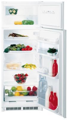 Встраиваемый двухкамерный холодильник HOTPOINT-ARISTON BD 2422/HA