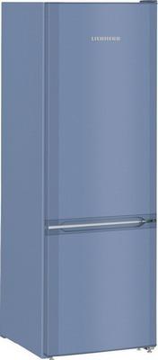 Двухкамерный холодильник LIEBHERR CUFB 2831-20