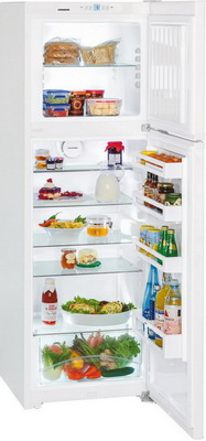 Двухкамерный холодильник LIEBHERR CT 3306-22
