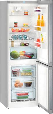 Двухкамерный холодильник LIEBHERR CNEL 4313-22