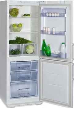 Двухкамерный холодильник БИРЮСА 133