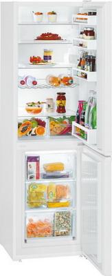 Двухкамерный холодильник LIEBHERR CU 3331-20