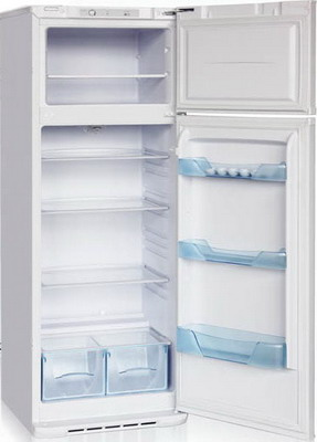 Двухкамерный холодильник БИРЮСА 135