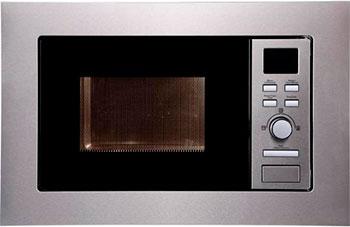Встраиваемая микроволновая печь свч EXITEQ EXM-105 INOX