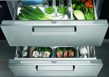 Встраиваемый однокамерный холодильник HOTPOINT-ARISTON BDR 190 AAI/HA