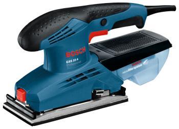 Вибрационная шлифовальная машина BOSCH GSS 23 A 0601070400