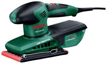 Вибрационная шлифовальная машина BOSCH PSS 200 AC 0603340120