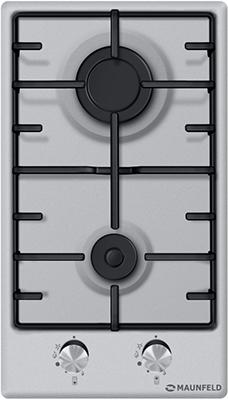 Встраиваемая газовая варочная панель MAUNFELD EGHS.32.3ES
