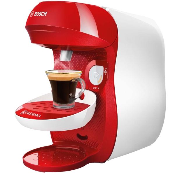 Кофеварка капсульная BOSCH TASSIMO HAPPY TAS1006