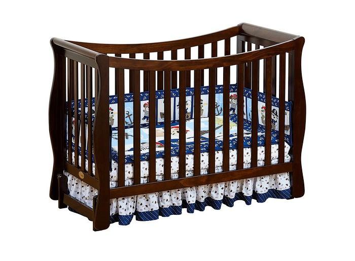 Детская кроватка Giovanni Fresco продольный маятник