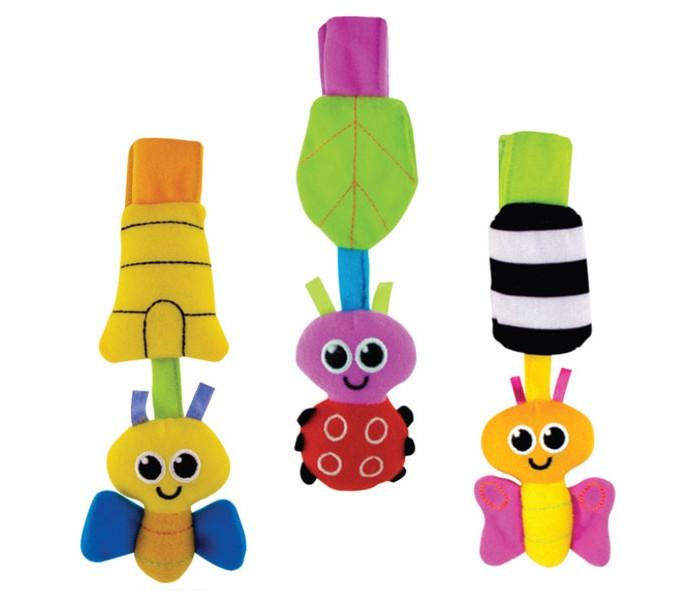 Подвесная игрушка Sassy Подвеска мягкая 80036EP
