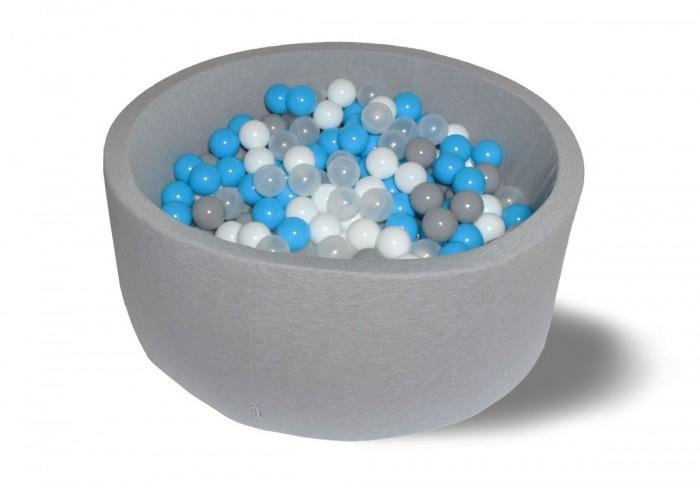 Сухой бассейн Небеса 33 см с комплектом шаров 200 шт.