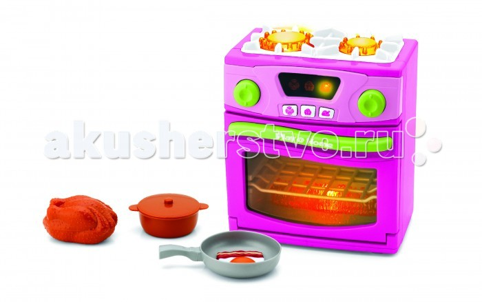 Плита игрушечная детская со звуком подсветкой KEENWAY ELECTROLUX