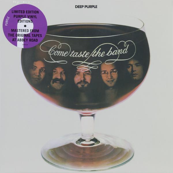 Deep Purple Deep Purple - Come Taste The Band (colour)