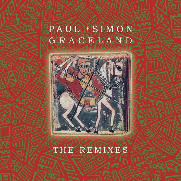 Paul Simon Paul Simon - Graceland - The Remixes (2 LP)