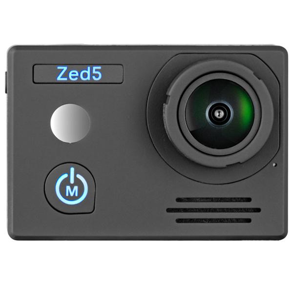Видеокамера экшн AC ROBIN ZED5 BLACK