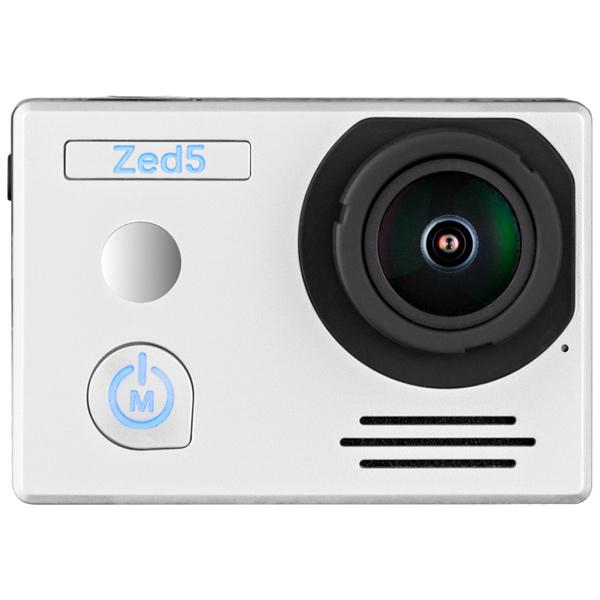 Видеокамера экшн AC ROBIN ZED5 SILVER
