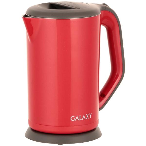 Электрочайник GALAXY GL 0318 RED