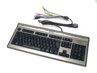 Клавиатура A4tech KLS-7MUU USB, цвет серебристый