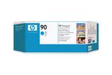 Картридж голубой HP Inc. 90, C5055A
