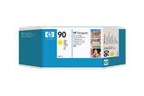 Картридж желтый HP Inc. 90, C5065A