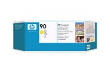 Картридж желтый HP Inc. 90, C5057A