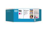 Картридж пурпурный HP Inc. 90, C5063A