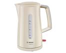 Чайник электрический Bosch TWK3A017 1.7л. 2400Вт бежевый (корпус: пластик)
