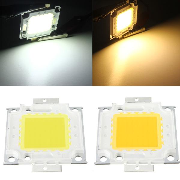 Высокой мощности LED лампы фишки наводнение лампочки шарика dc28-34v