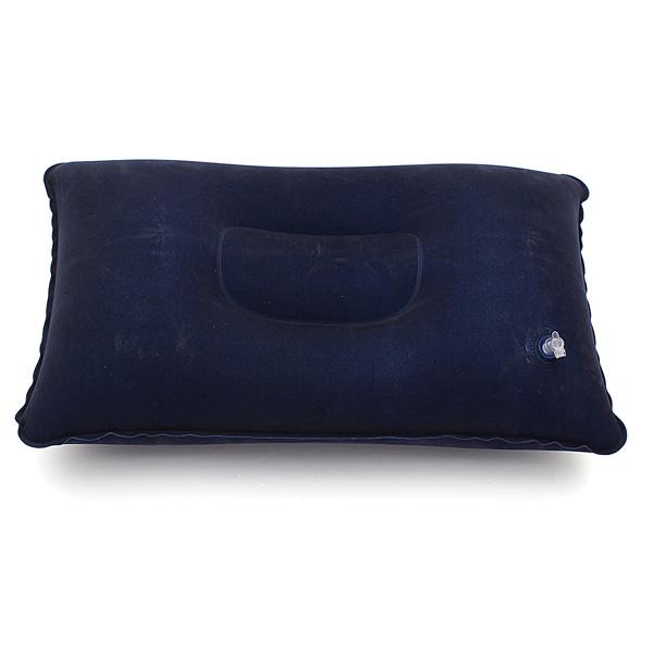 Новый синий путешествий надувная мягкая подушка подушка защищает шею