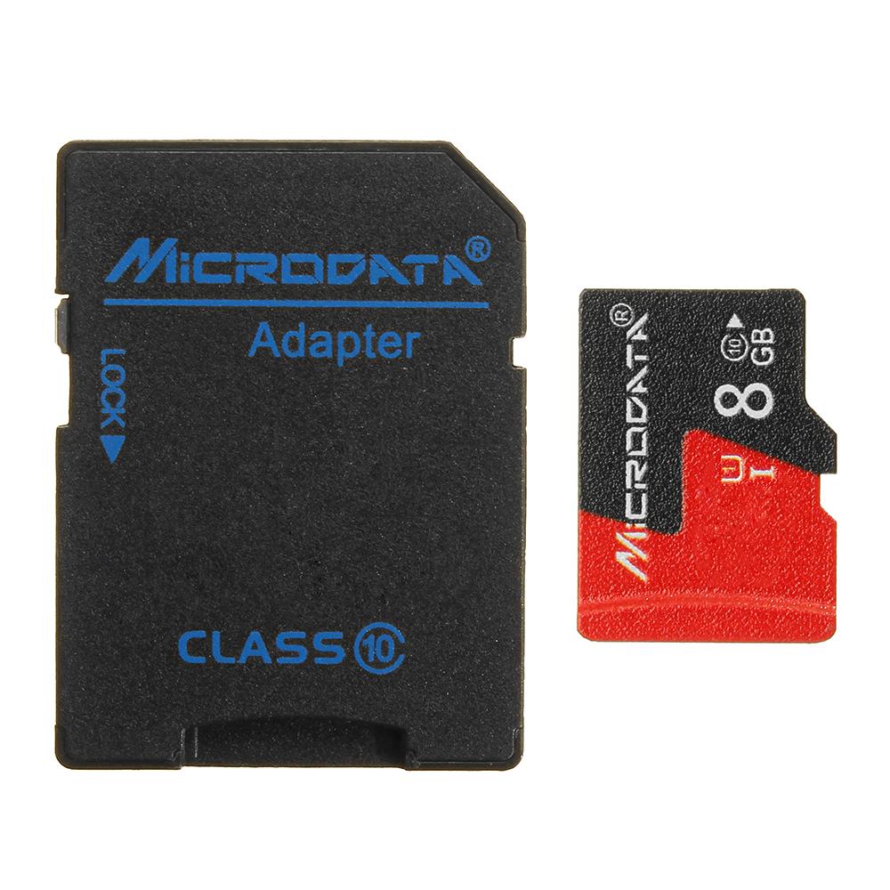 Карта памяти Micro TF с конвертером адаптера карты для TF в SD