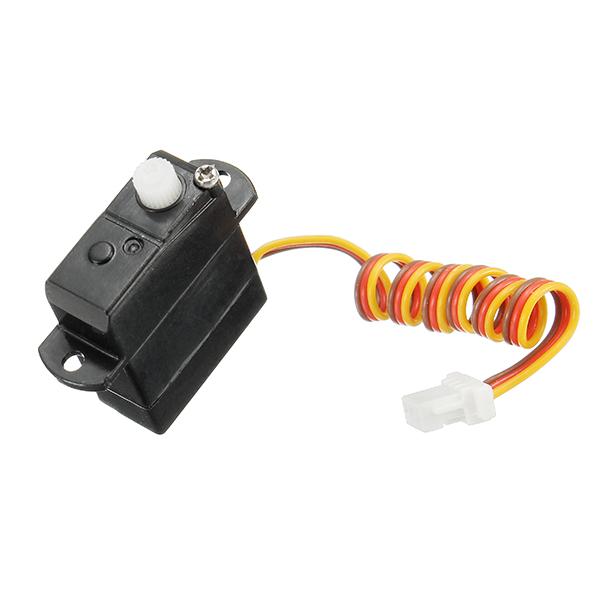Шт 1.7g Низковольтный микро цифравой сервопривод Мини JST коннектор для модели РУ