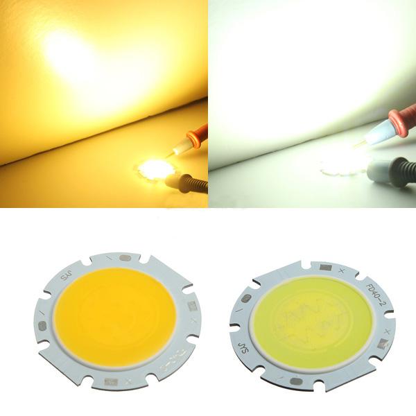 Вт круглые удара LED шарик фишки для вниз свет потолочные лампы DC 15-17в