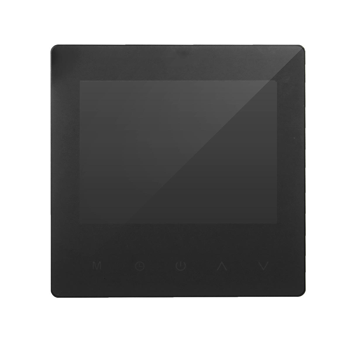 В 50/60 Гц Смарт-Цифровой Wi-Fi Регулятор Температуры Отопление Сенсорный Экран Термостат Комнатный Контроллер