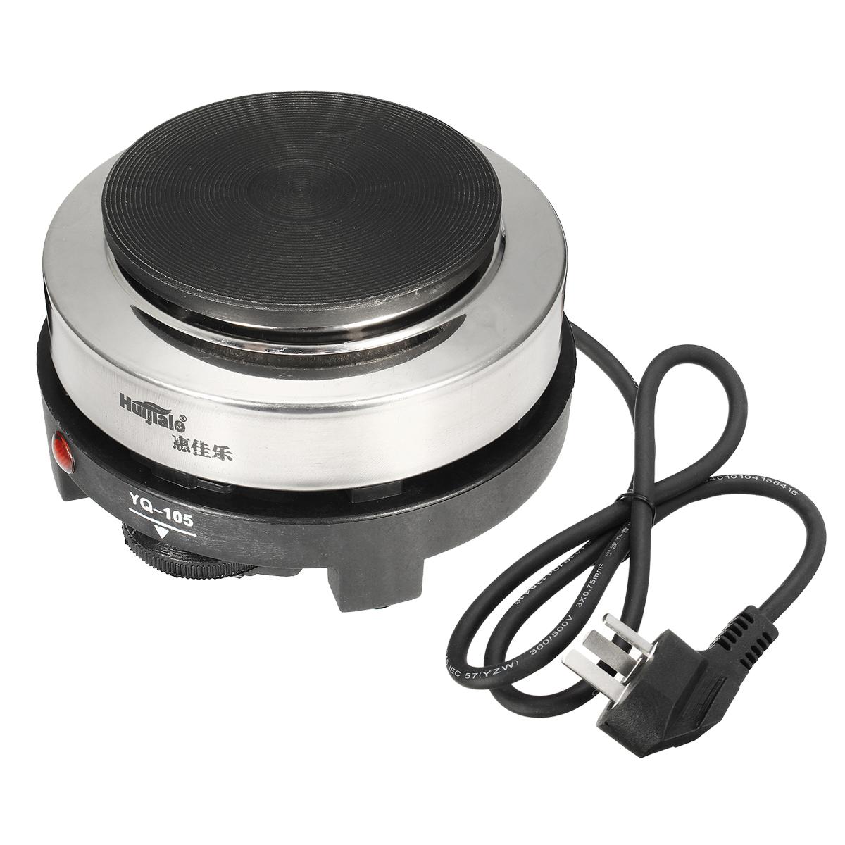 Вт Портативный Многофункциональный Электрический Мини-Отопление Плита Приготовления Плиты Кофе Нагреватель