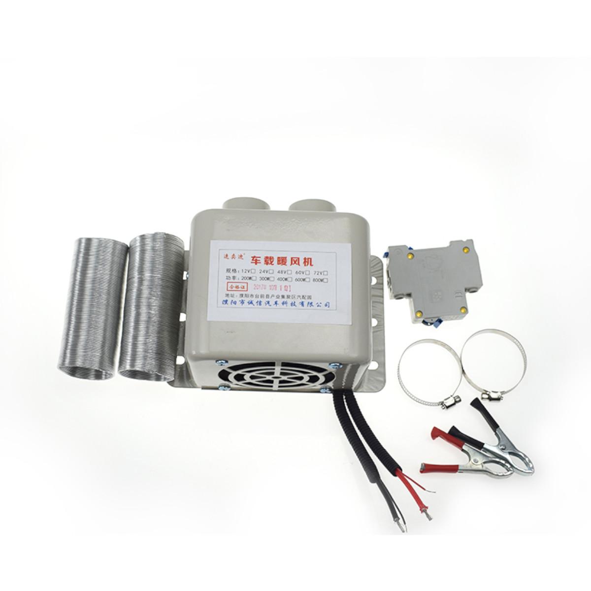 В 800 Вт Авто Нагреватель Вентилятор Портативный Электрический Нагревательs Автоматический Обогреватель Демистер