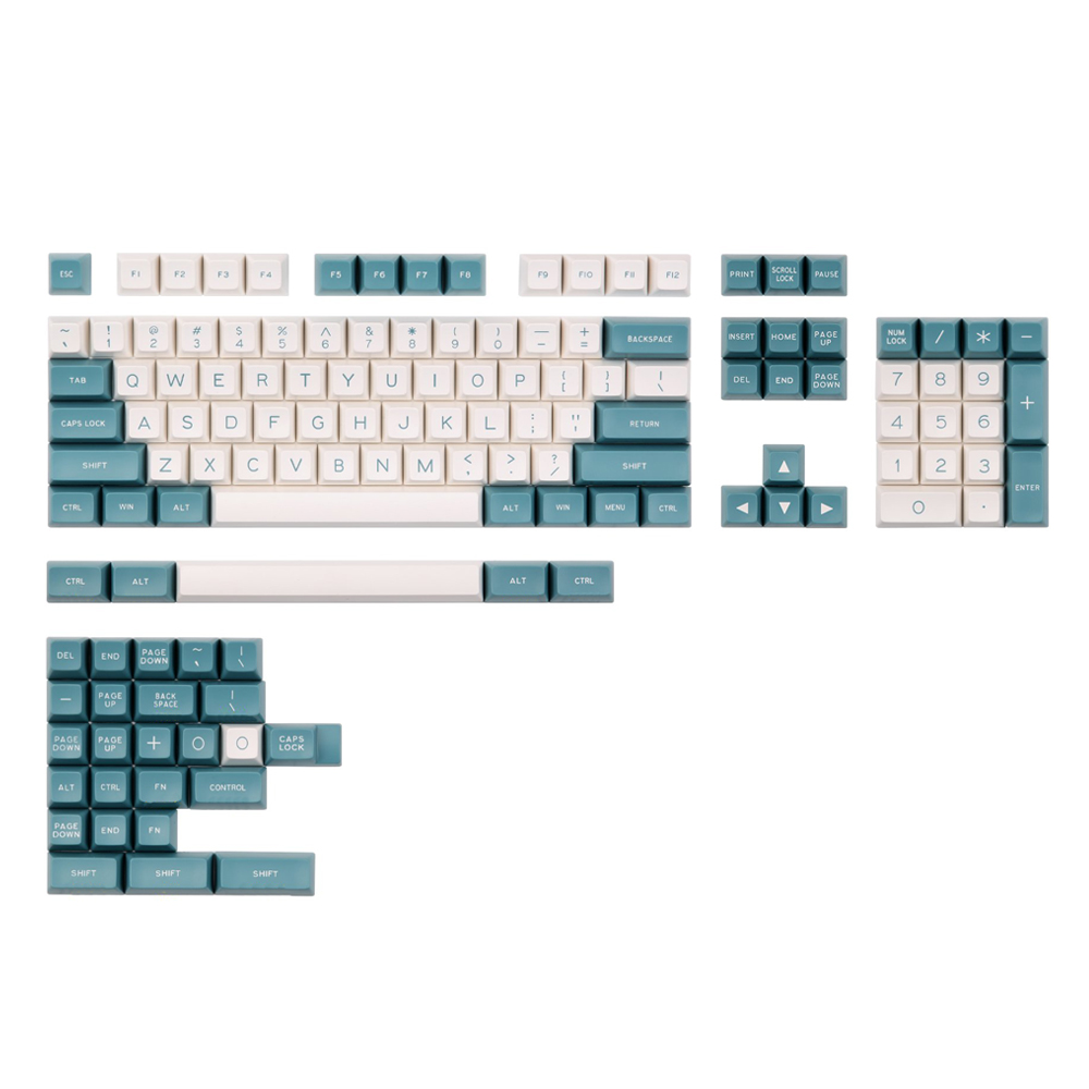 Профиль ABS Набор ключей Keycap для Anne Pro 2 Механический Клавиатура