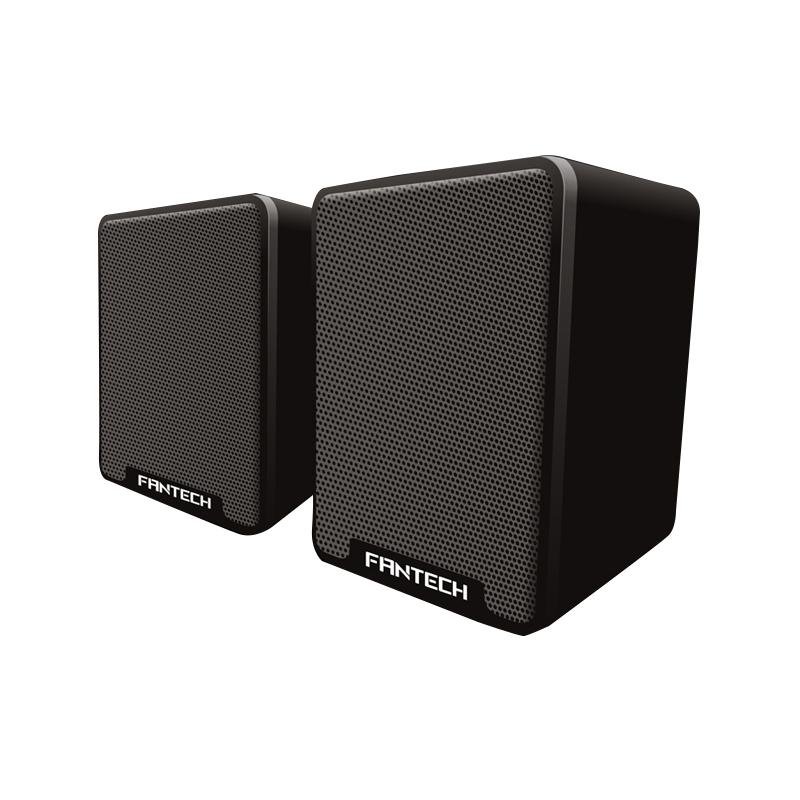 Проводной сабвуфер динамик портативный звуковой ящик GS733 Fantech