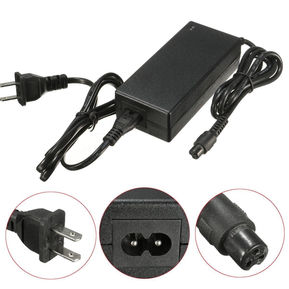 Адаптер#and#nbsp;питания постоянного тока Батарея Зарядное устройство для Smart Electric Balance Scooter