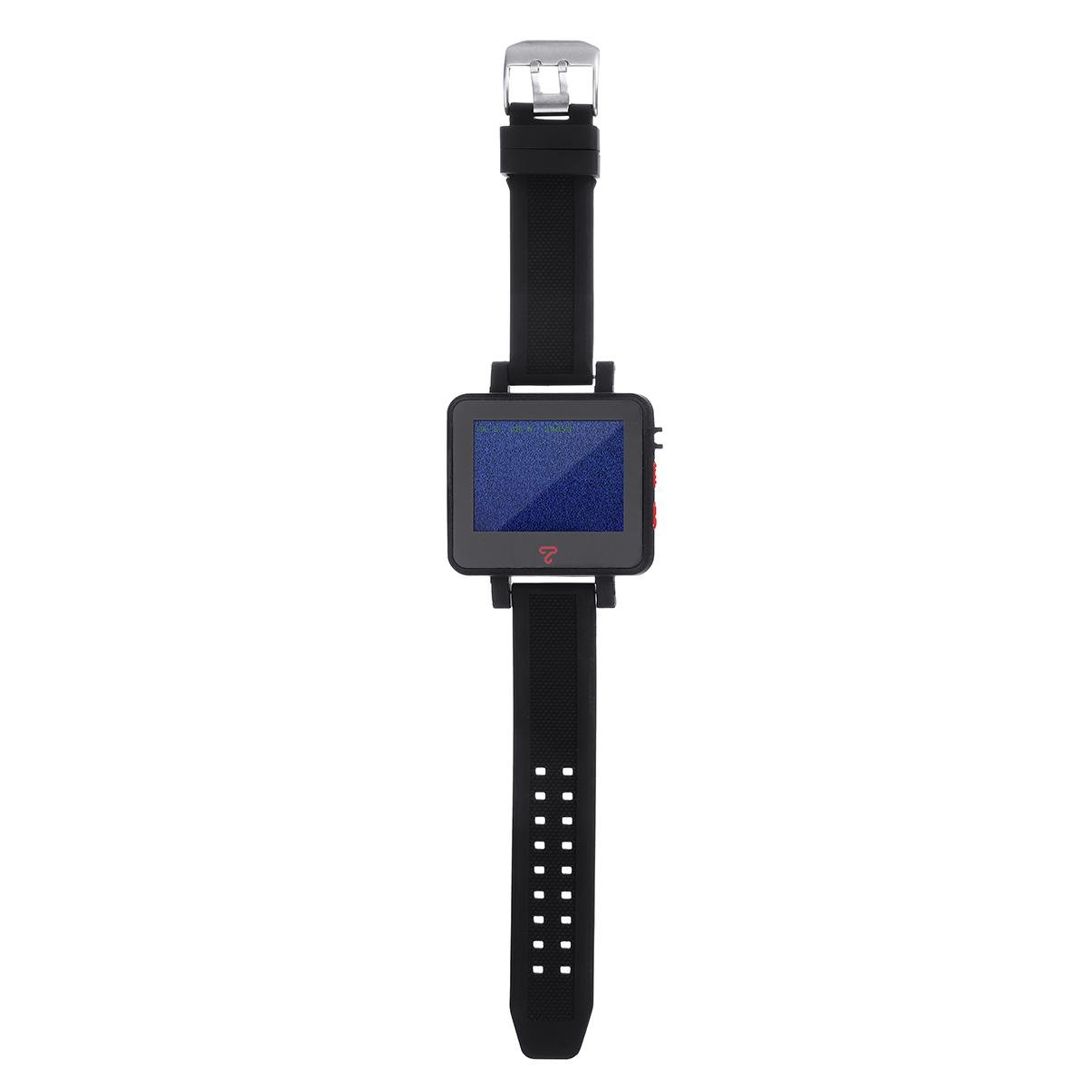Рождественский пакет Topsky 2 дюймов 5.8Ghz 48CH FPV Часы Монитор Приемник OSD Встроенный Батарея MMCX для RC Дрон